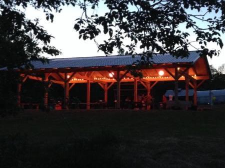 orchard hill pizza night