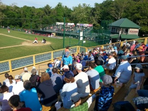 bensonwood grandstands in Cotuit, MA