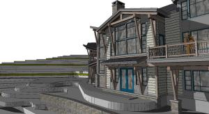 sunday river ski lodge rendering