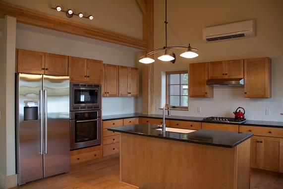 unity homes kitchen