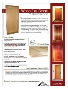 fire door pdf