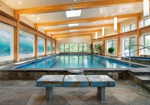 pool in upstate ny dream house