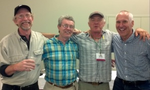 bensonwood crew at TFG conference 2014