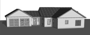 Unity Homes Xyla Rendering