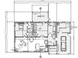 UNITY HOMES XYLA FLOOR PLAN