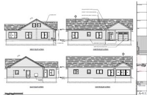 Unity Homes Xyla elevations