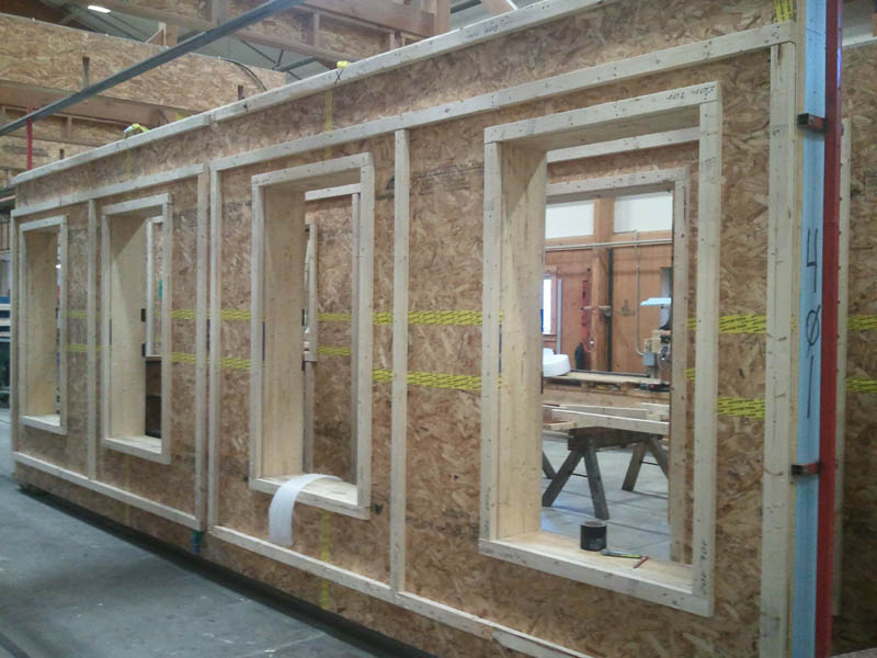 Bensonwood Timber Framers | The Building Cycle