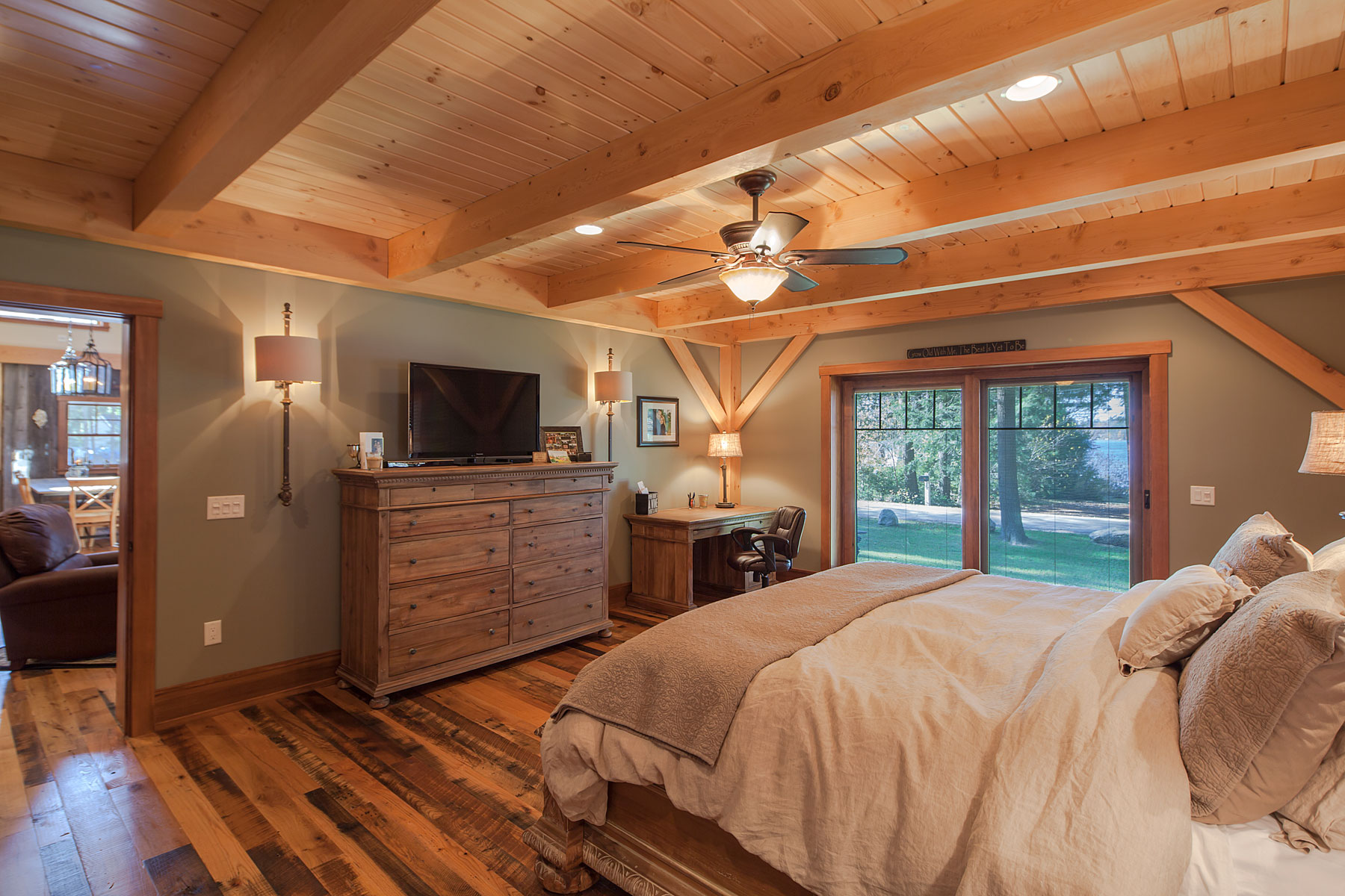 Project Update A Sustainable Family Lake House The