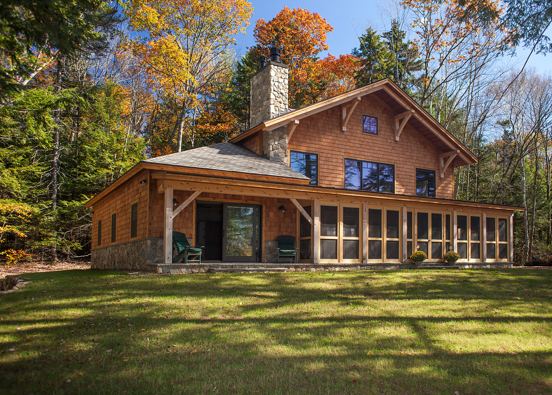 Project Update: A Sustainable Family Lake House